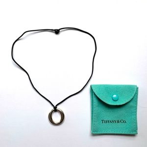 Tiffany & Co. Silver Elsa Peretti Sevilla Necklace